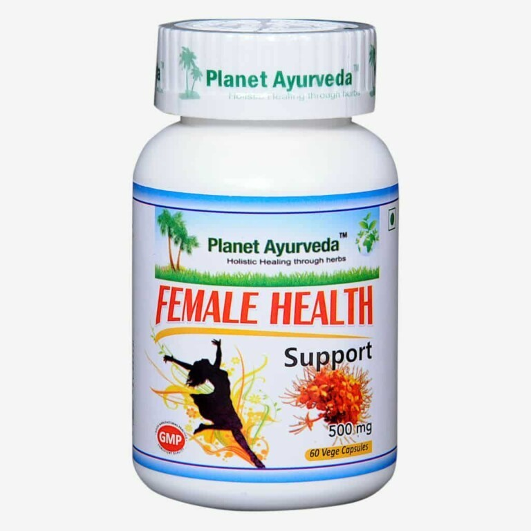 Planet Ayurveda Female Health Support capsules